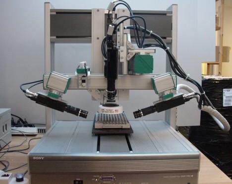 son scorpion robot inspection 2