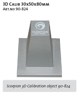 90-824 Calibration Pyramid