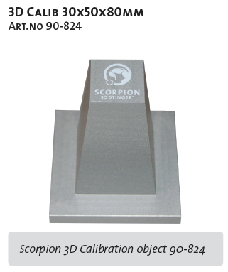 90-824 Calibration Pyramid