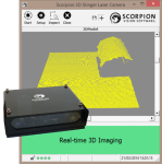 Scorpion 3D Stinger Laser Camera
