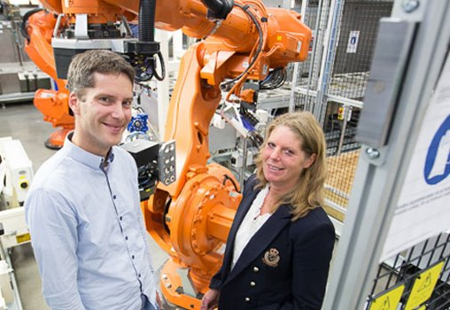 Rotech Tooling at Scania