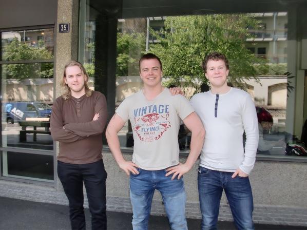 Per Magnus Auby, Yngve Raknerud og André Østby - Oslo and Akerhus University College of Applied Sciences