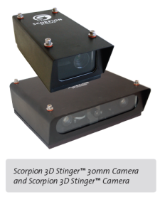 The Scorpion 3D Stinger Cameras