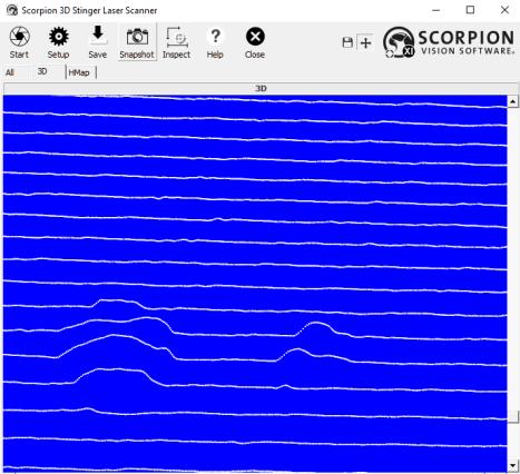 IS-2016-0011 Scorpion 3D Stinger Laser Scanner